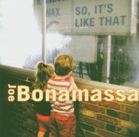 Cover Joe Bonamassa - So, It's Like That