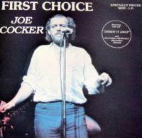 Cover Joe Cocker - First Choice
