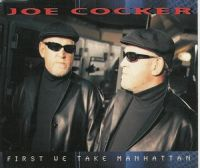Cover Joe Cocker - First We Take Manhattan