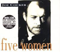 Cover Joe Cocker - Five Women