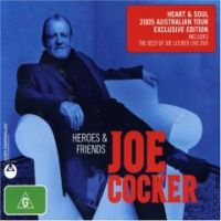 Cover Joe Cocker - Heroes & Friends