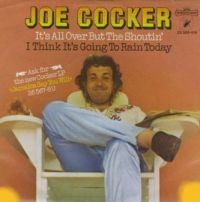 Cover Joe Cocker - It's All Over But The Shoutin'