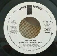 Cover Joe Cocker - Lady Put The Light Out