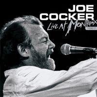 Cover Joe Cocker - Live At Montreux 1987