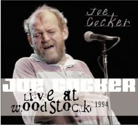 Cover Joe Cocker - Live At Woodstock 1994
