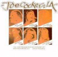 Cover Joe Cocker - Live In L.A.