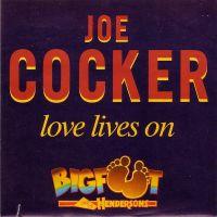 Cover Joe Cocker - Love Lives On