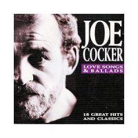 Cover Joe Cocker - Love Songs & Ballads
