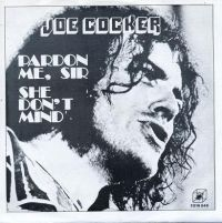 Cover Joe Cocker - Pardon Me Sir