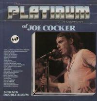 Cover Joe Cocker - Platinum Collection