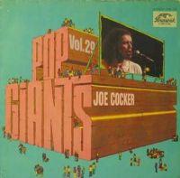 Cover Joe Cocker - Pop Giants Vol. 29