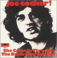 Cover Joe Cocker - She Came In Through The Bathroom Window
