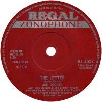 Cover Joe Cocker - The Letter