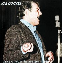 Cover Joe Cocker - Vance Arnold & The Avengers 1963