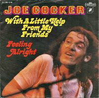 Cover Joe Cocker - With A Little Help From My Friends