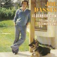 Cover Joe Dassin - Le dernier slow