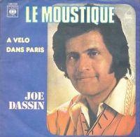 Cover Joe Dassin - Le moustique