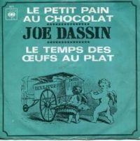 Cover Joe Dassin - Le petit pain au chocolat
