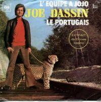 Cover Joe Dassin - L'équipe à Jojo