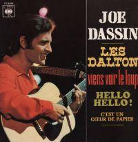 Cover Joe Dassin - Les Dalton
