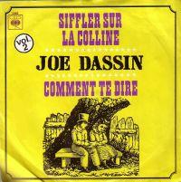 Cover Joe Dassin - Siffler sur la colline