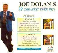 Cover Joe Dolan - 32 Greatest Ever Hits