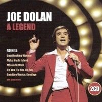 Cover Joe Dolan - A Legend