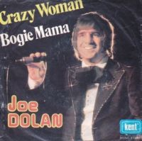 Cover Joe Dolan - Crazy Woman
