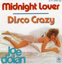 Cover Joe Dolan - Disco Crazy