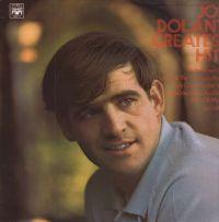 Cover Joe Dolan - Greatest Hits