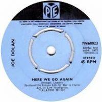 Cover Joe Dolan - Here We Go Again