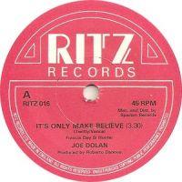 Cover Joe Dolan - It's Only Make Believe