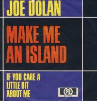 Cover Joe Dolan - Make Me An Island