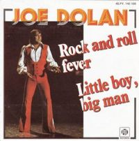 Cover Joe Dolan - Rock And Roll Fever