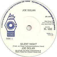 Cover Joe Dolan - Silent Night