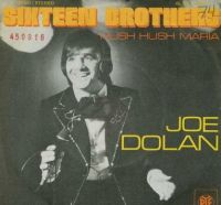 Cover Joe Dolan - Sixteen Brothers