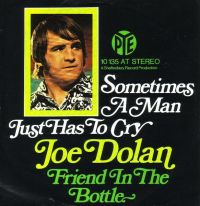 Cover Joe Dolan - Sometimes A Man Just Has To Cry