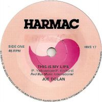 Cover Joe Dolan - This Is My Life