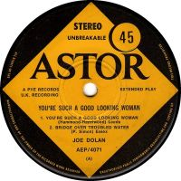 Cover Joe Dolan - You're Such A Good Looking Woman
