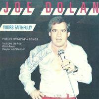 Cover Joe Dolan - Yours Faithfully