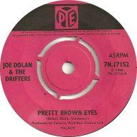 Cover Joe Dolan & The Drifters - Pretty Brown Eyes