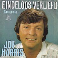 Cover Joe Harris - Eindeloos verliefd