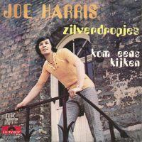 Cover Joe Harris - Zilverdropjes
