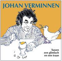 Cover Johan Verminnen - Tussen een glimlach en een traan