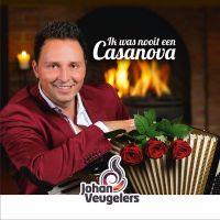 Cover Johan Veugelers - Ik was nooit een Casanova