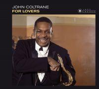 Cover John Coltrane - For Lovers