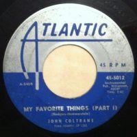 Cover John Coltrane - My Favorite Things