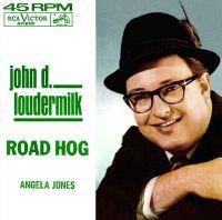 Cover John D. Loudermilk - Road Hog