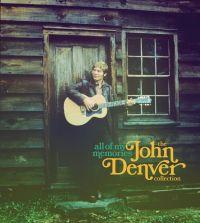Cover John Denver - All Of My Memories - The John Denver Collection