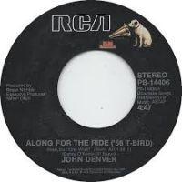Cover John Denver - Along For The Ride ('56 T-Bird)